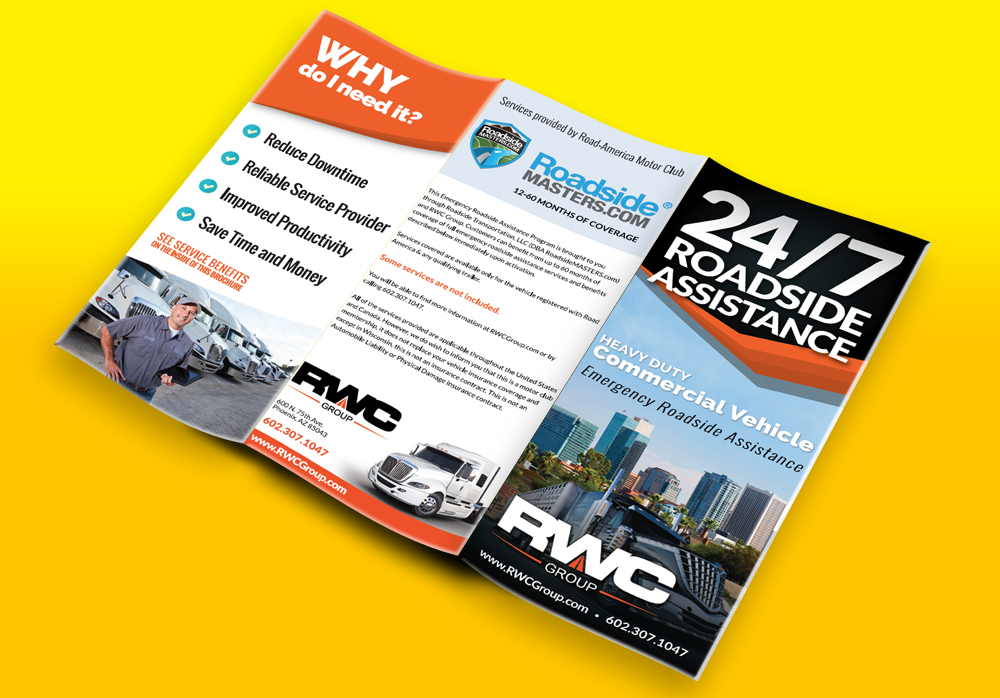 Flyers & Brochures